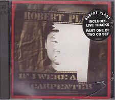 ROBERT PLANT - if i were a carpenter CD single