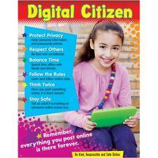 Digital Citizenship (Primary) Learning Chart Trend Enterprises Inc. T-38641
