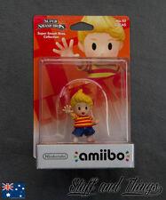 Amiibo - Lucas - Super Smash Collection No. 58 *Genuine Nintendo Accessory*
