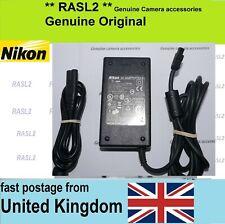 Genuine Original NIKON AC Adapter EH-5 D50 D70 D70s D80 D90 D100 D300 s D700