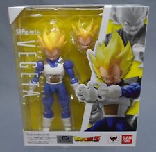 SH S.H. Figuarts Super Saiyan Vegeta Begeta Bandai Japan NEW ***