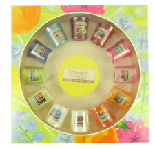 YANKEE CANDLE SIMPLY HOME GIFT BOX CONTAINING 12 VOTIVE CANDLES BNIB