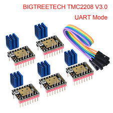 BIQU BIGTREETECH TMC2208 V3.0 UART Stepper Motor Driver Mute Driver 5 pcs