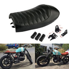 Motorcycle Retro Hump Cover Cafe Racer Seat Saddle Universal For Honda CB CG125