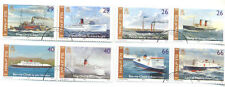 Ships, Boats Used Great Britain Regional Stamp Issues