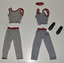 Tenue Outfit vêtement BIG JIM Vintage  Sport Adventure Action Set MATTEL