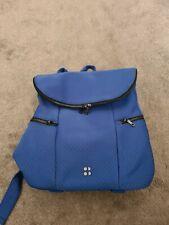 Sweaty Betty Blue Rucksack Bag