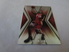2005-06 Upper Deck SPx Foil LeBron James #15 Cavs Lakers 2