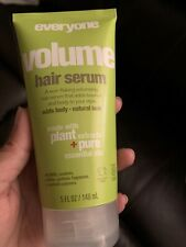 Everyone Volume Hair Serum With Plant Extracts & Essential Oils 5 oz