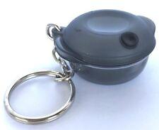 Tupperware Keychains (5 Pack) Mini Heat N Serve Key Chains New