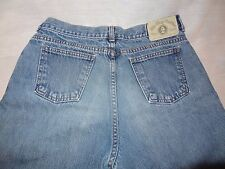 Jeans Blue Size 14 1/2 Plus Arizona Big Ring Spun Denim Junior Womens Girls