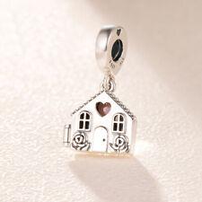 Genuine Authentic Pandora Mum's House Dangle Charm 797056EN160