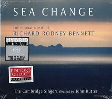 Sea Change - The choral music of Richard Rodney Bennett [SACD]
