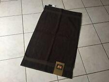 tapis ,serviette ou drap de bain RALPH LAUREN coton égyptien marron neuf