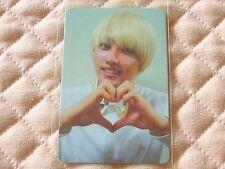 (ver. Eunhyuk) Super Junior 5th Album Mr.Simple Photocard KPOP