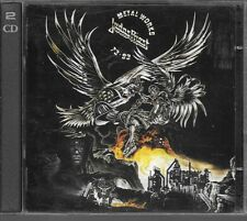 COLLECTOR 2 CD ALBUM 32 TITRES--JUDAS PRIEST--METAL WORKS 73-93