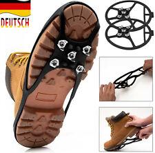 Spikes Schuhe Eiskrallen Schuhspikes Schuhkrallen Krallen Eis Schuhketten DE