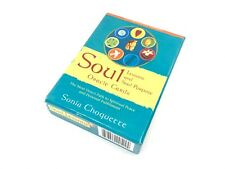 Soul Lessons And Soul Purpose Oracle Cards - Sonia Choquette - Rare