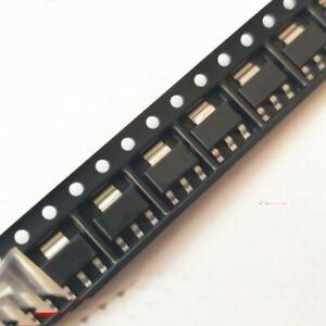 10 PEZZI regolatore tensione AMS 1117 5V SMD sot 223
