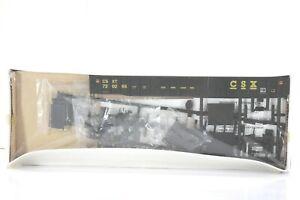 HO Walthers CSX / CSXT 65ft Mill Gondola For Pipe Loading New Kit