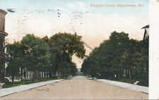 Hagerstown MD * Prospect St.  1907 *