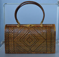 Lovely Collectible Yan Lipao Evening Handbag Unique Holiday Gift Thailand