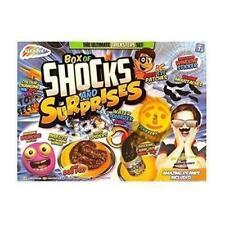 Box of Shocks & Surprises Practical Jokes Trickster Play Set