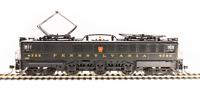 BROADWAY LIMITED 4709 HO SCALE PRR P5a Boxcab 4722 Freight Paragon3 Sound/DCC