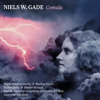 Niels W. Gade : Niels W. Gade: Comala CD (2018) ***NEW*** FREE Shipping, Save £s