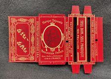 Cahier Papier Cigarettes Zig-Zag No 149 / Braustein Frères