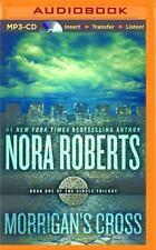 The Circle Trilogy: Morrigan's Cross 1 by Nora Roberts (2016, MP3 CD,...