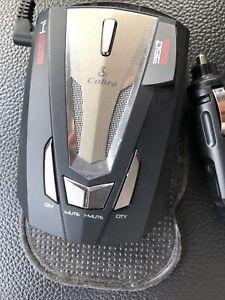 Cobra 360* lazer 14 band radar detector