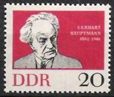 DDR Nr.925 ** Gerhart Hauptmann 1962, postfrisch
