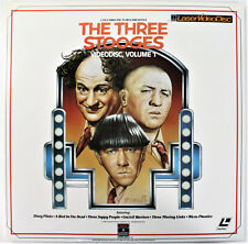 The Three Stooges Volume 1 - LASERDISC