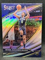 2019 Panini Select Silver Courtside SSP Nickeil Alexander-Walker Super Rare 🔥🔥