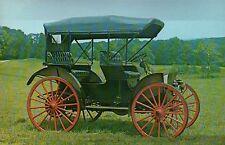 1908 International Harvester Auto Buggy - Transportation Automobile Car Postcard