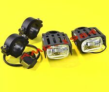 FARO FARETTO BKR COPPIA FOGGY SQ NERO H3 FARO ANABBAGLIANTE  S4370210 + SWITCH