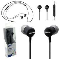 Cuffie+microfono originali SAMSUNG HS130 NERE per Galaxy S3 i9300 SIII volume