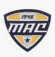 KENT STATE GOLDEN FLASHES TEAM LOGO JERSEY PATCH 2013 MAC FOOTBALL PATCH