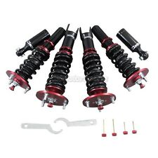 32 Step Front 12kg Coilover Kit For 93-97 RX7 FD Adjustable Camber Plate