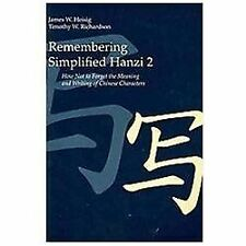 Remembering Simplified Hanzi 2: How Not to Forget the Meaning and Writing of Chi
