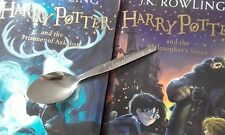 Harry Potter personalised engraved spell spoon gift! YOUR NAME ENGRAVED!