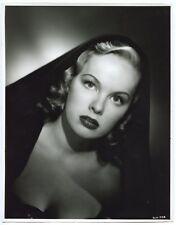 Photo Ted Reed - Peggy Cummins - Epreuve argentique 1950 -