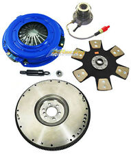 FX SD STAGE 4 CLUTCH KIT & SLAVE & OEM FLYWHEEL for CORVETTE C5 LS1 Z06 LS6