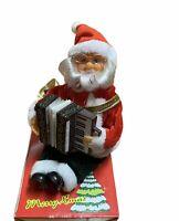 Christmas Santa Claus Figure Decorations Singing And Moving Santa Music Toy