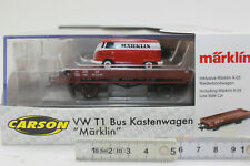 Carson 500504132 VW T1 Märklin + Wagen  2.4GHZ  RC Modell 1:87 100% RTR NEU OVP