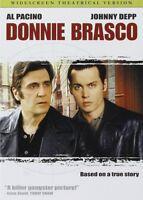 Donnie Brasco [New DVD]