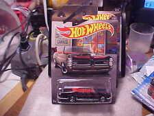 Hot Wheels Garage Series '67 Pontiac GTO Convertible