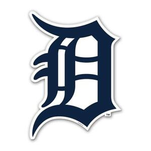 Detroit Tigers Alternate 12 Inch Car Magnet [NEW] MLB Decal Emblem Auto Sticker