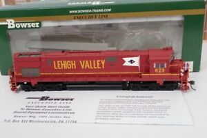 Bowser Executive HO No.629 Lehigh Valley Alco C-628 Diesel Engine W/DCC & Sounds
